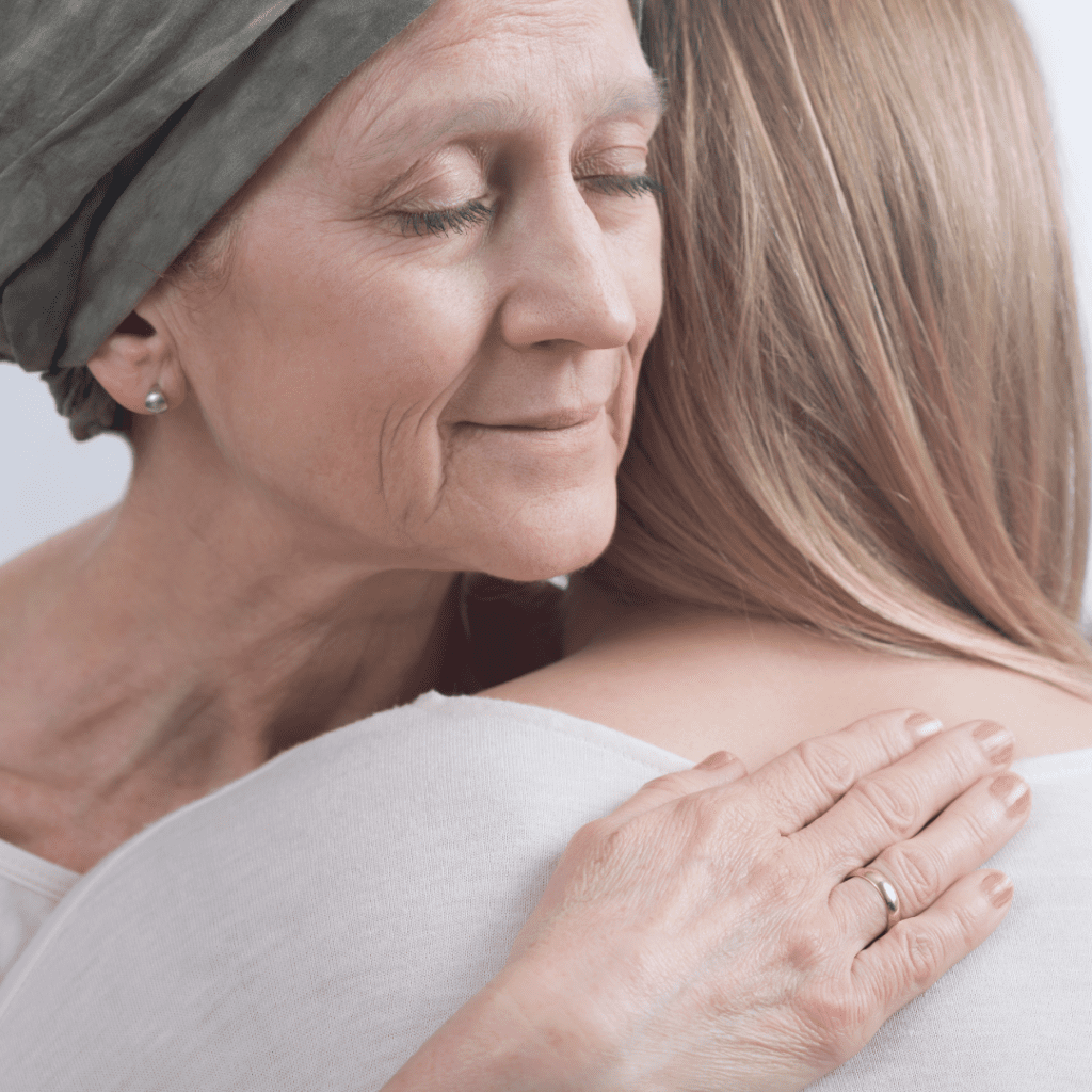 Becoming a cancer patient