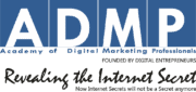 ADMP Digital marketing course Gwalior logo
