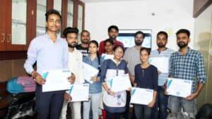 Certificate distribution at ADMP