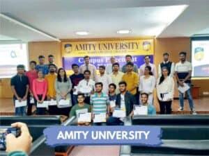 Digital Marketing Seminar at AMITY University Gwalior