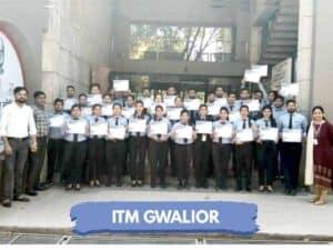 Digital Marketing seminar at ITM Gwalior by ADMP