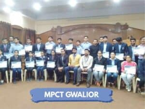 Digital Marketing Seminar conducted at MPCT Gwalior
