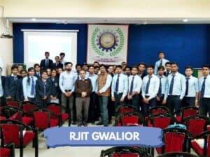 Online Marketing seminar at RJIT Gwalior