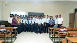 Seminar at RJIT College