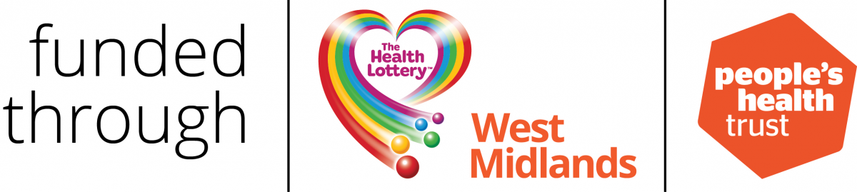 icon the healthy lottery west midlands
