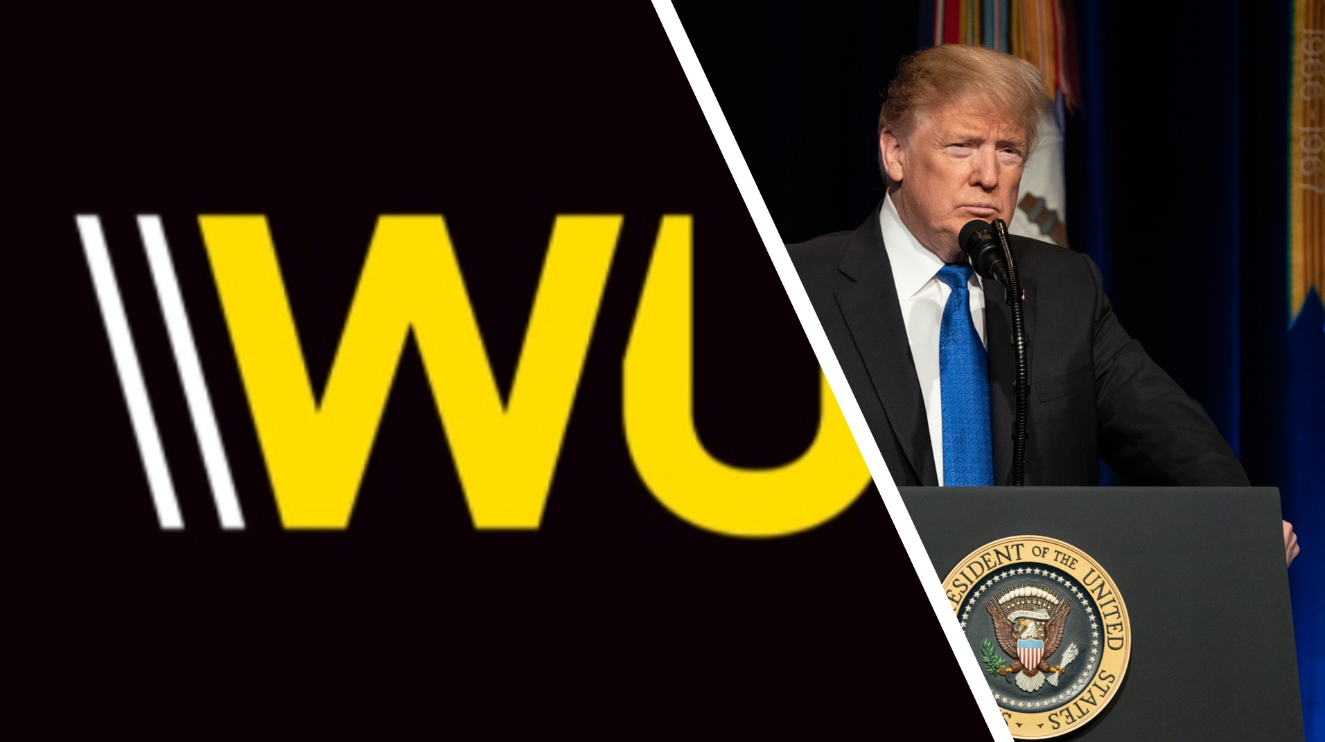 WESTERN UNION is going to halt its US money transfers to Cuba under trump administration
