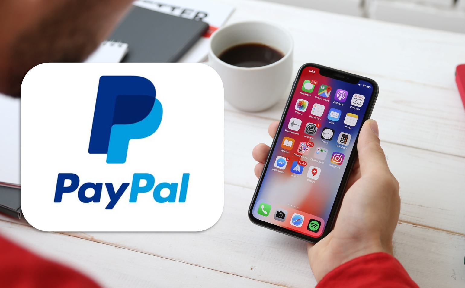 Criminals use paypal to launder money from covid-19 relief fund