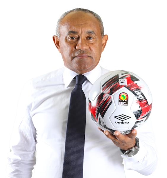 Ahmad Ahmad handed 5 year ban by FIFA