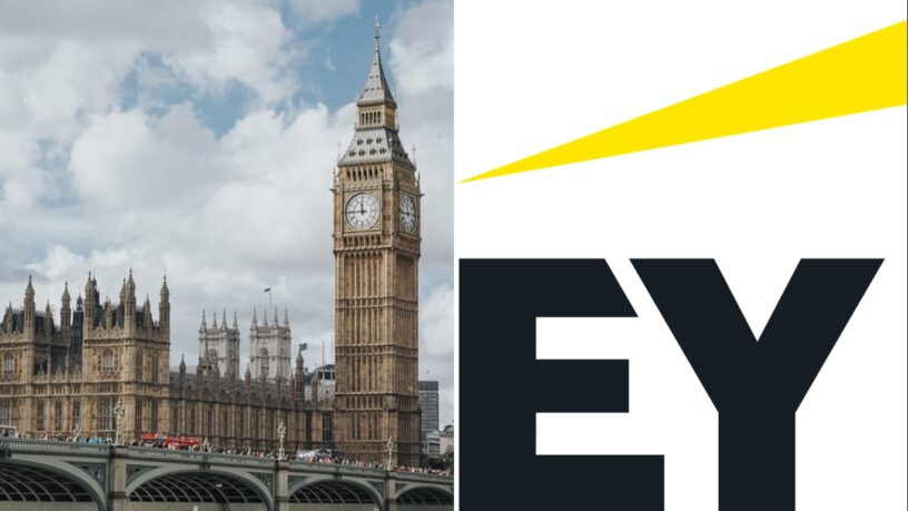 EY in the UK