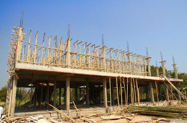 Construction & Structural drawings for indian house design