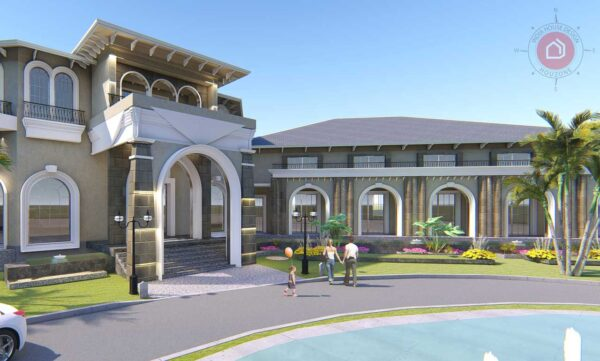 marriage-hall-convention-center-commercial-building-design-30,000 Square Feet-custom-designed-online
