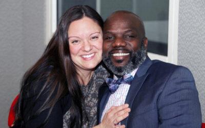 Interacial couples love