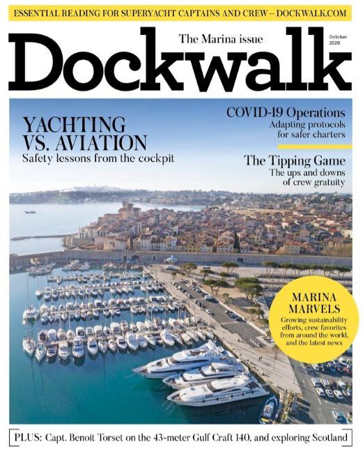 Dockwalk Magazine 1