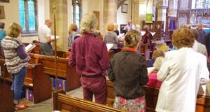 Communion Service @ St Cuthbert's Church, Allendale