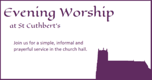 Evening Worship @ Allendale Church Hall