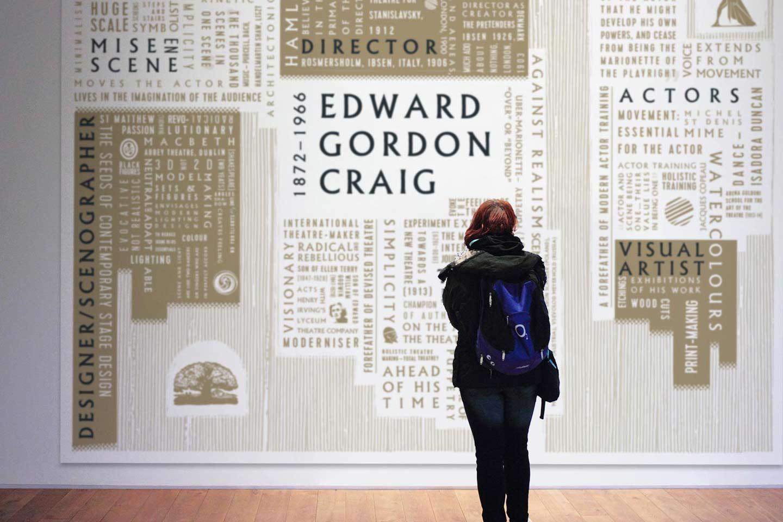 Edward Gordon Craig campaign