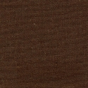 Hemp Canvas Certified Organic Cotton Blend - Dark Brown