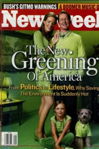 Newsweek with Envirotextiles