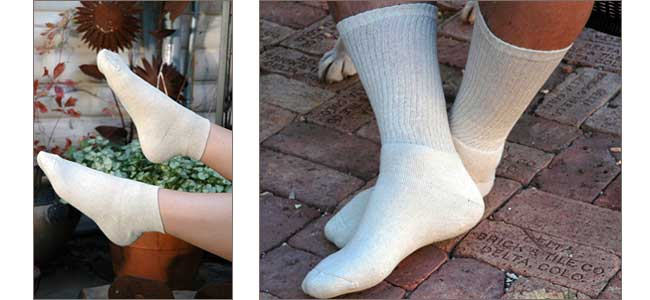 Wholesale Hemp Socks