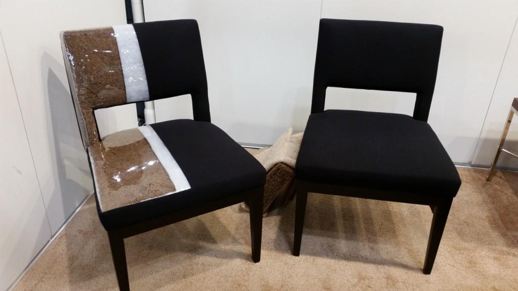 Enviro-Fiber Foam® upholstery