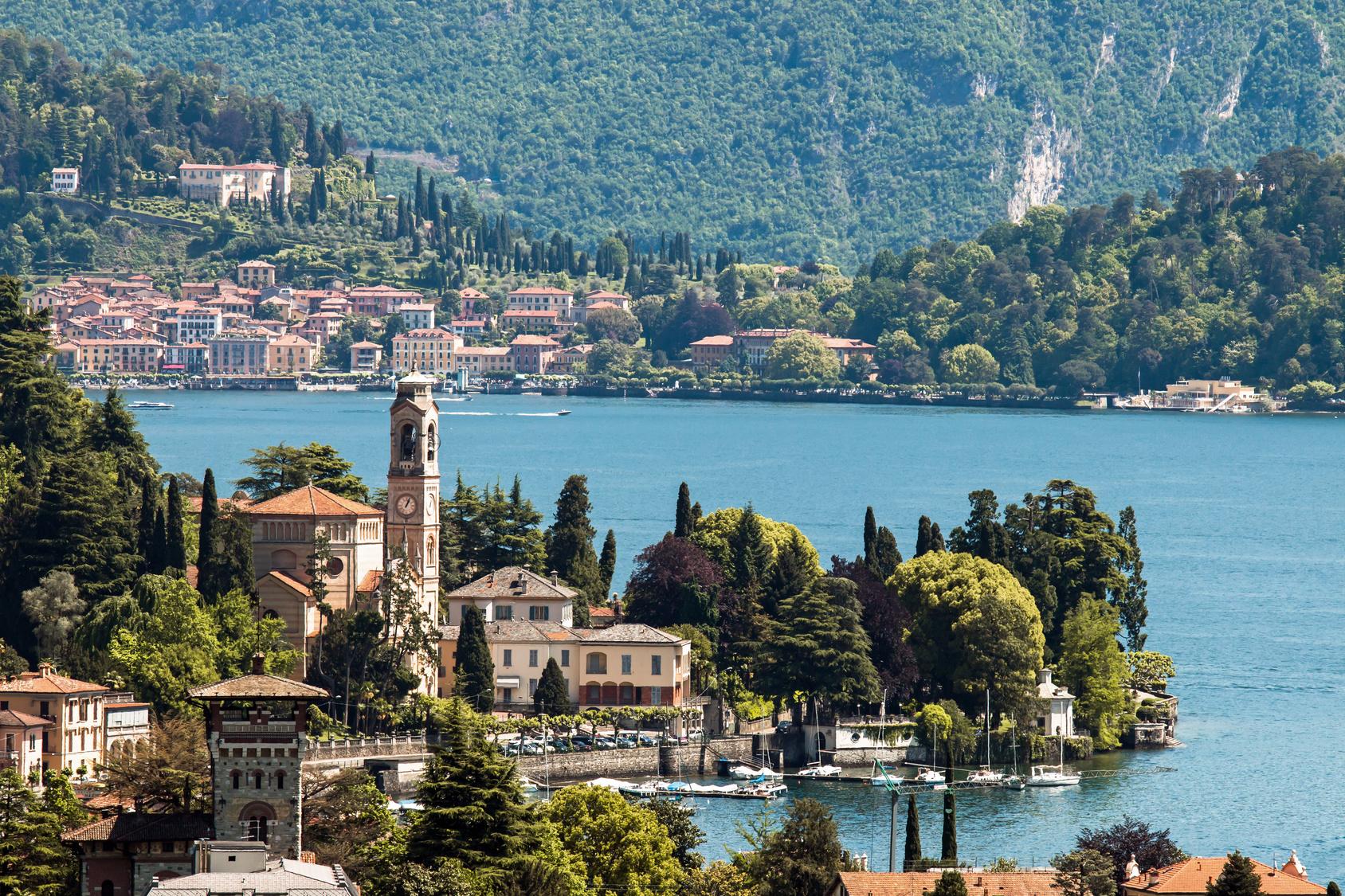 lago di Como - Tremezzo