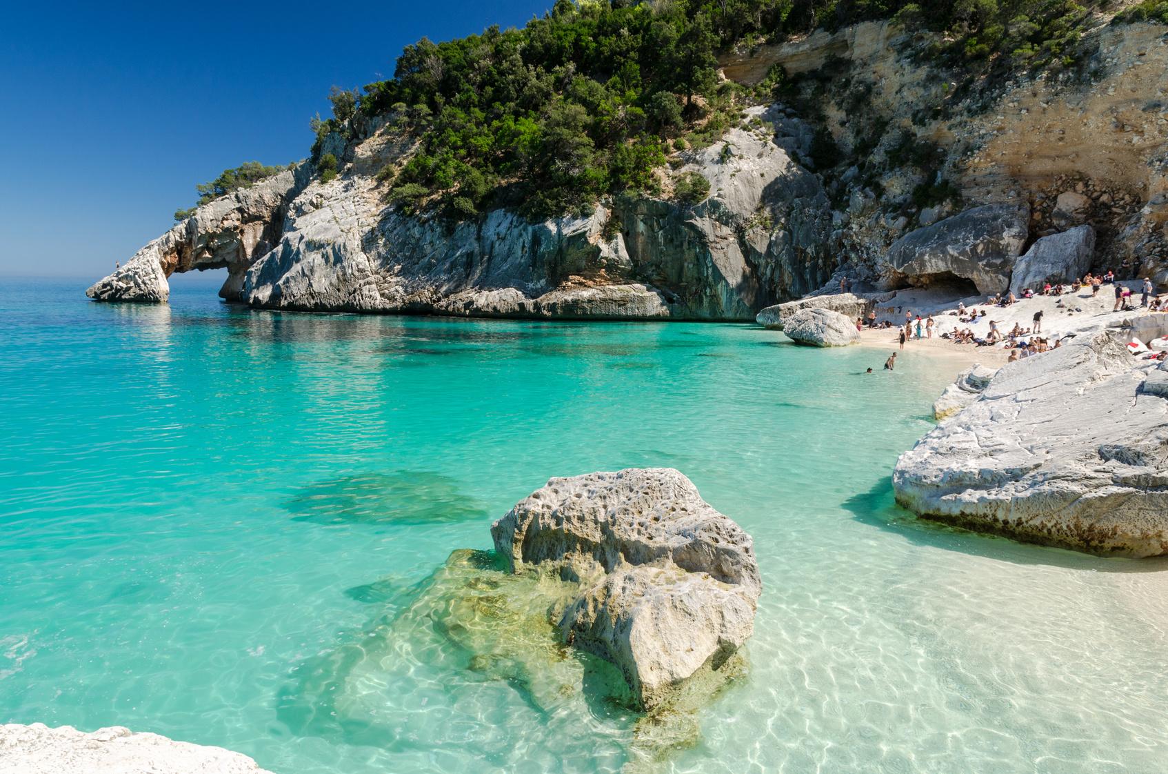 Sardinia: Cala Goloritze', Ogliastra region
