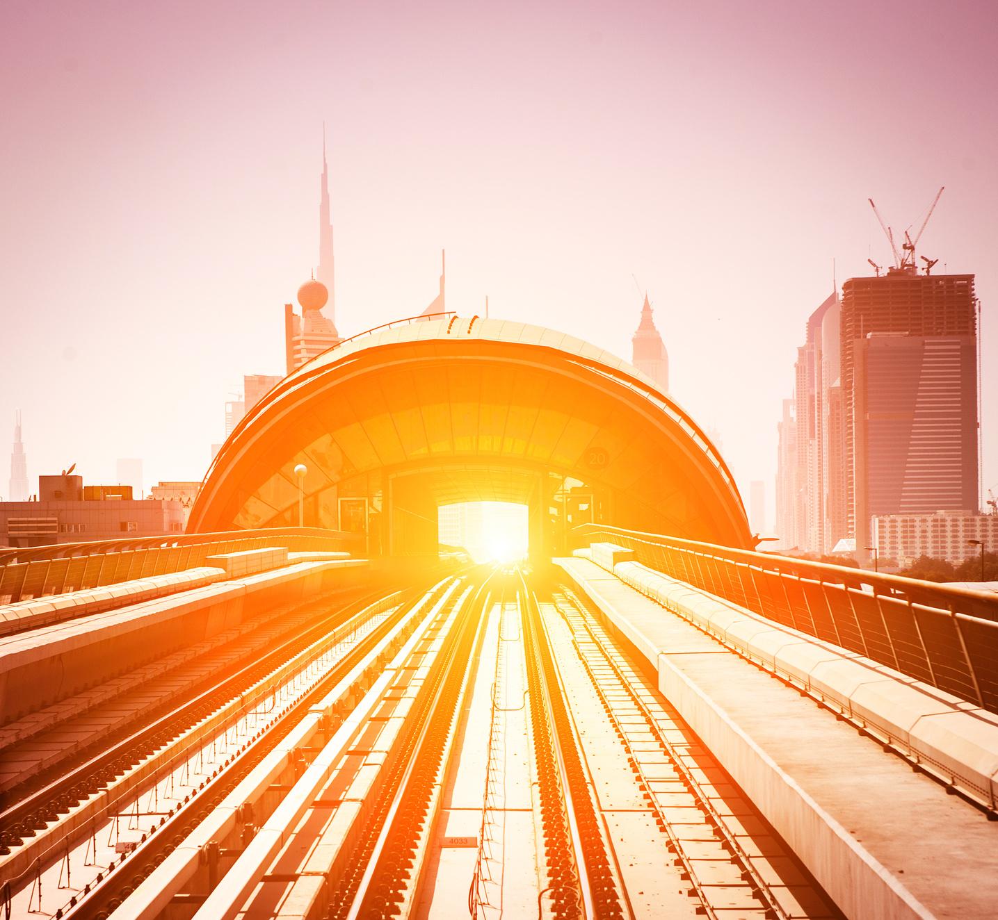 Dubai Metro1