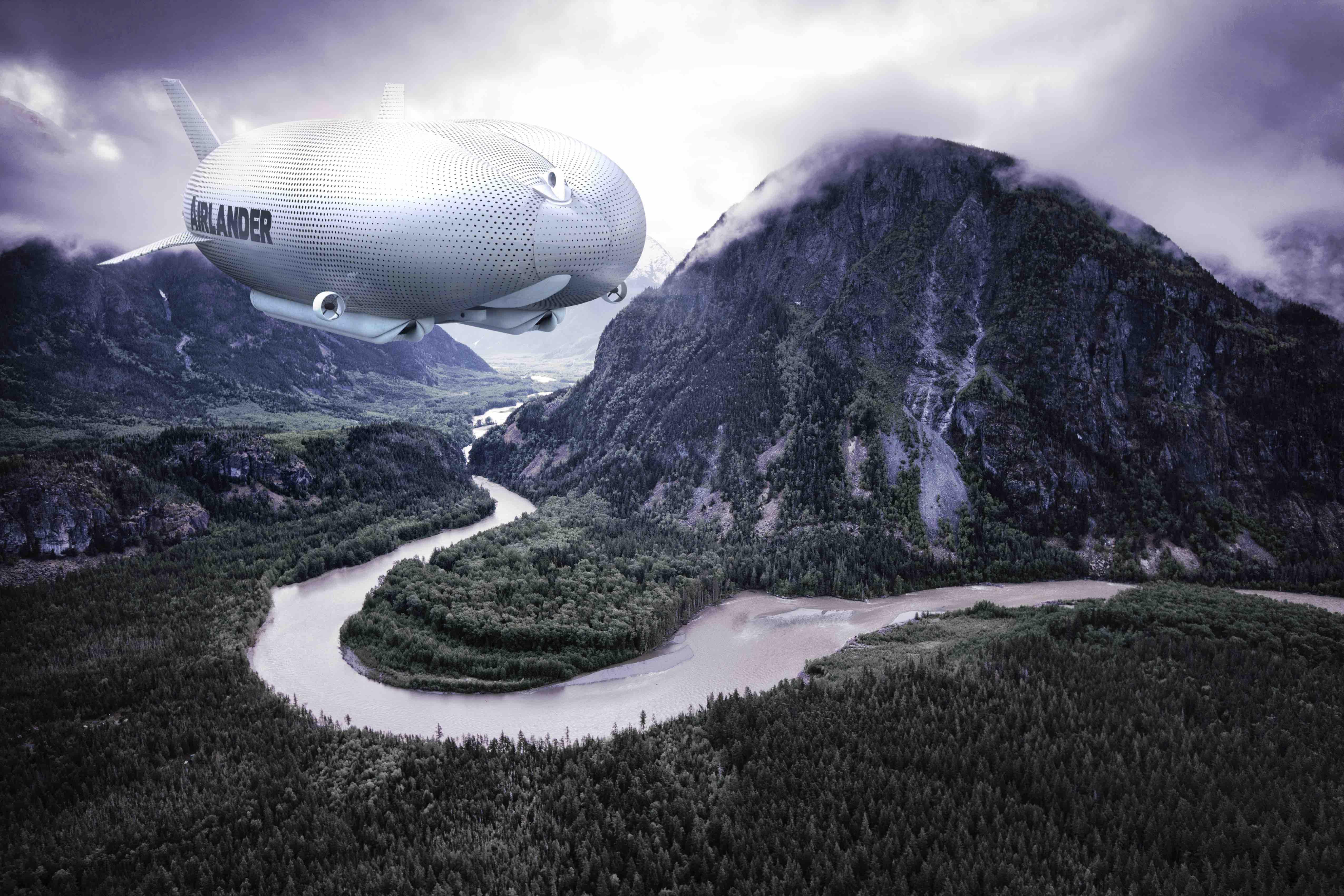 Airlander Mount