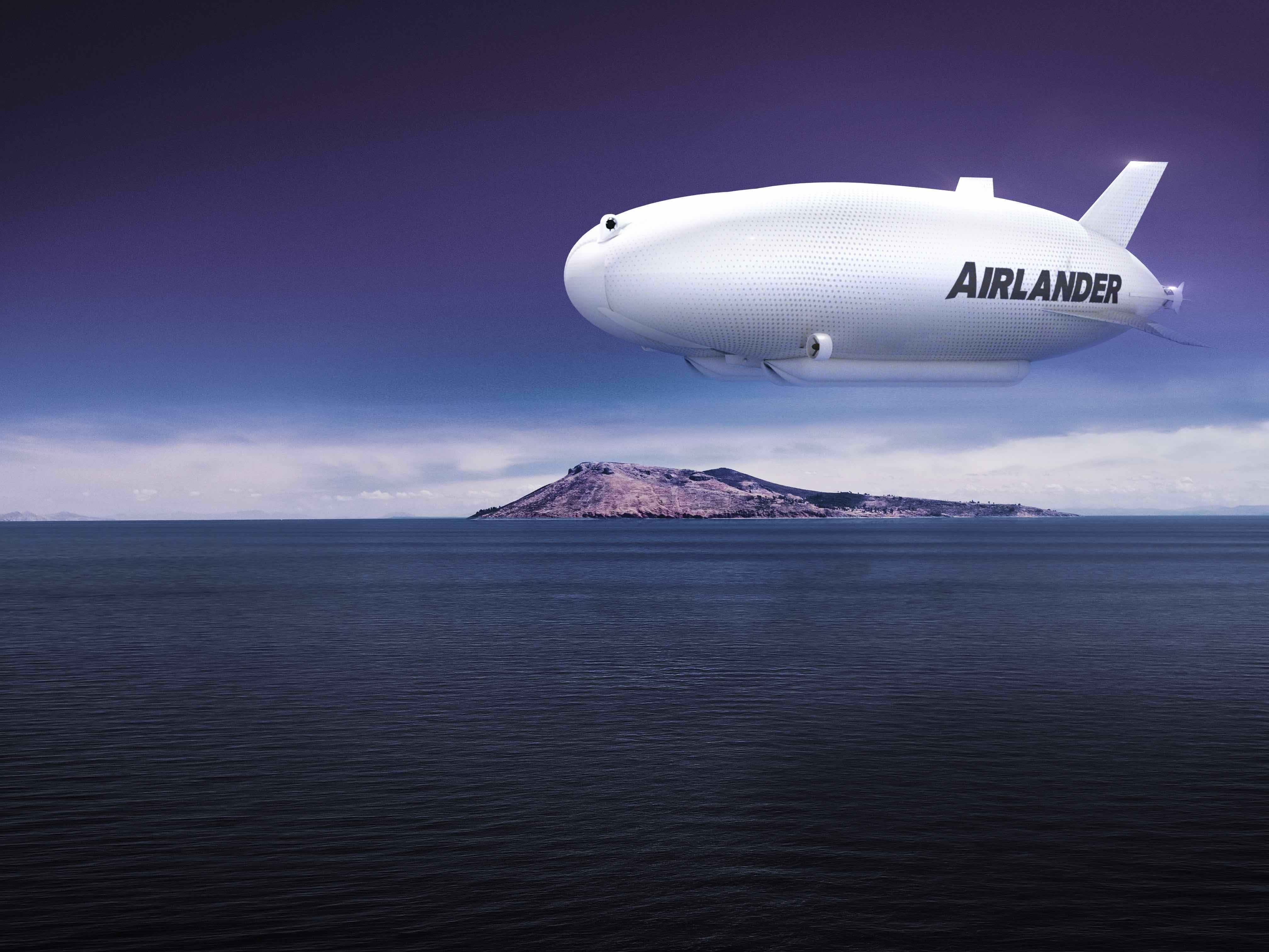 Airlander Sea