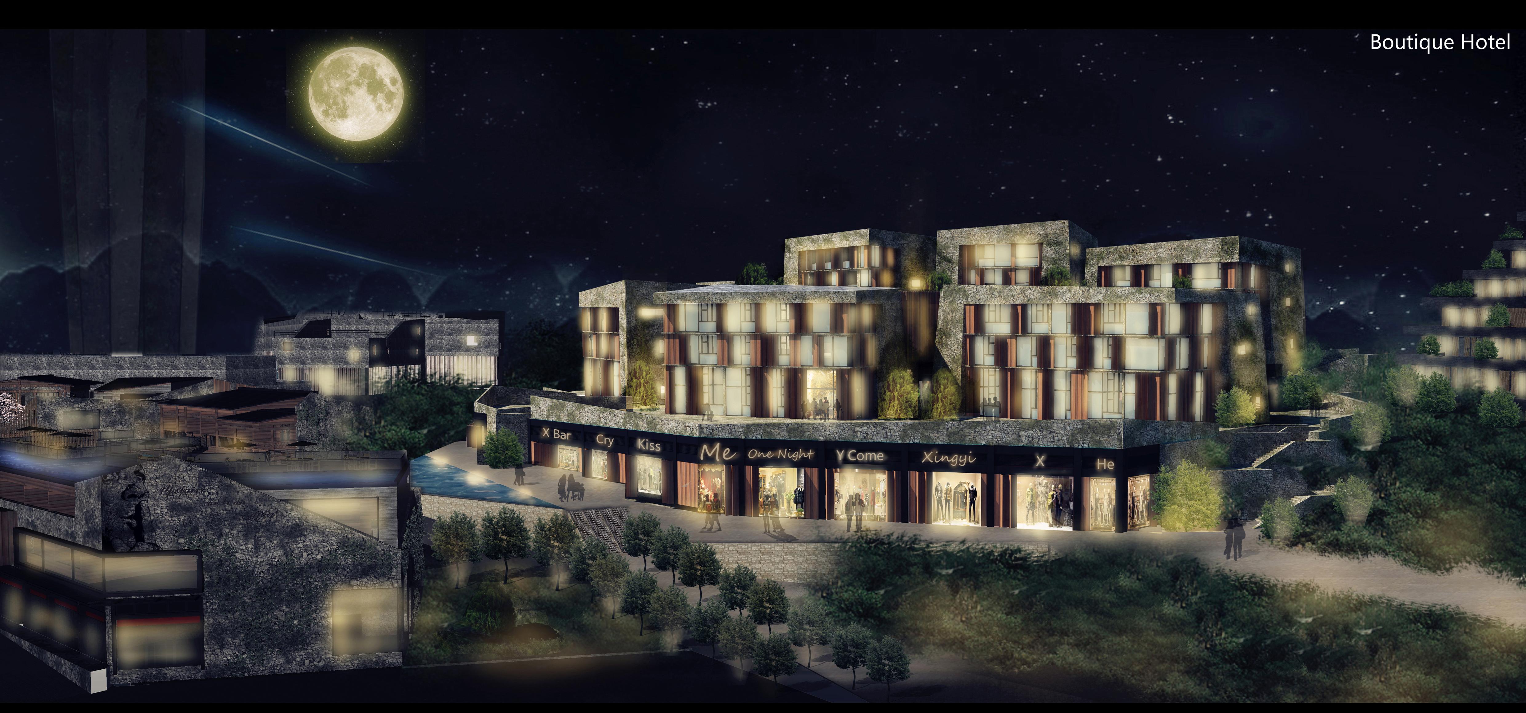 Cachet Resort Wanfeng Valley (3)