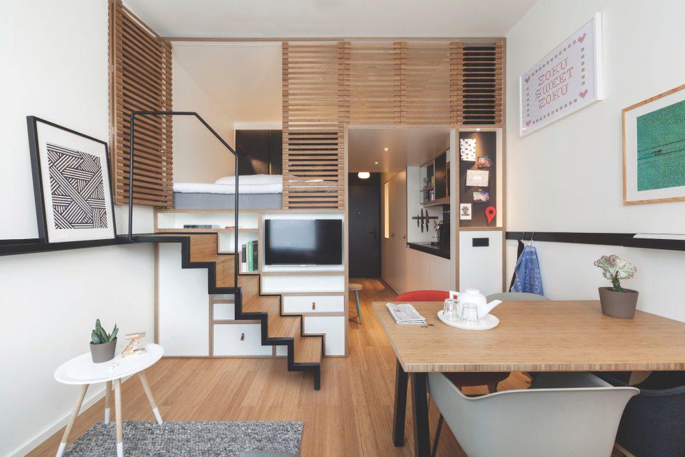 Zoku Amsterdam (luxury travel trends)