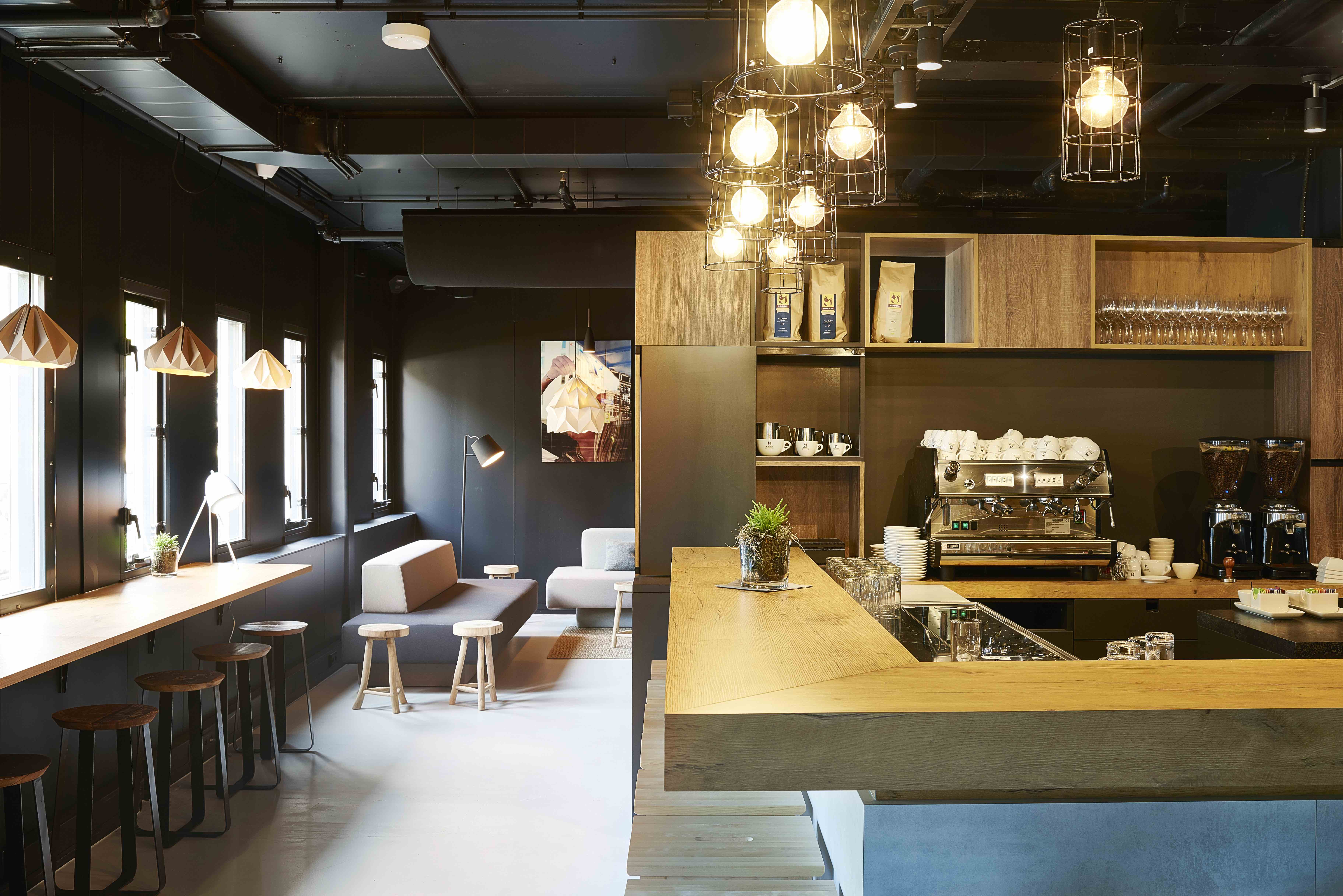 Good hotel cafe