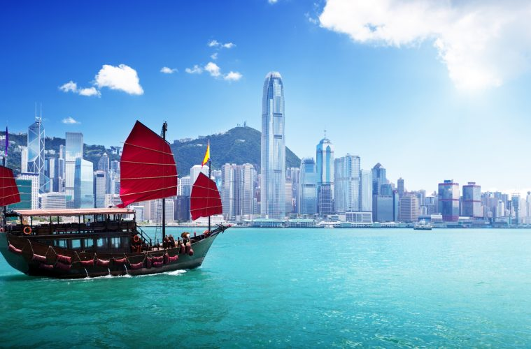 Hong most visited cities
