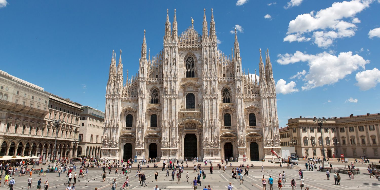 Milan most visited cities