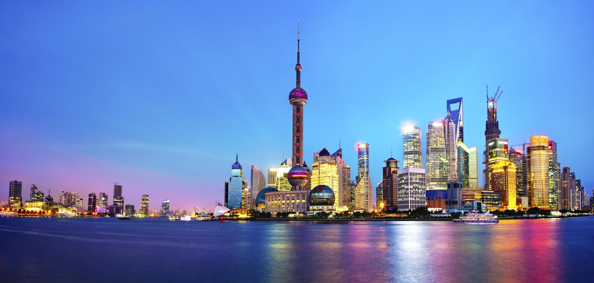 Shanghai most visited cities