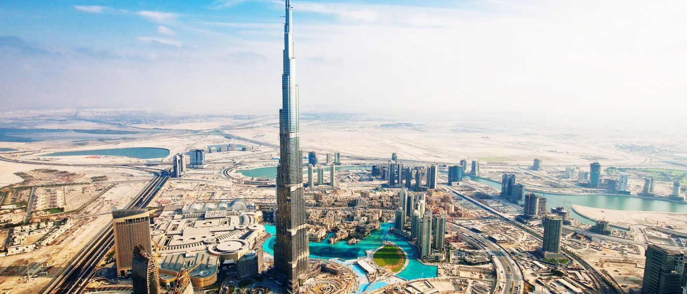 Dubai most visited cities