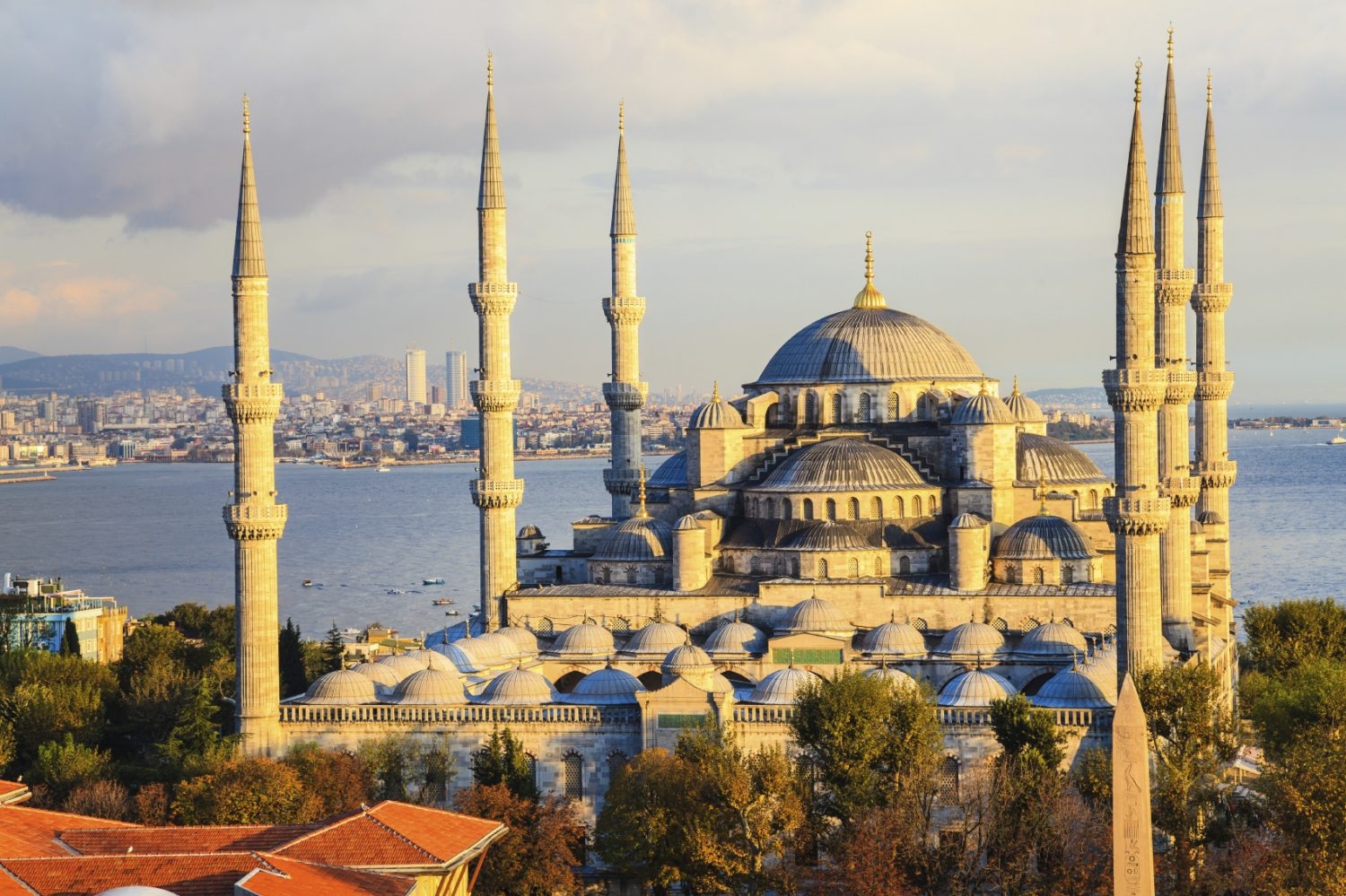 Istanbul most visited cities