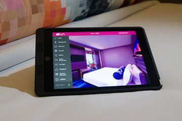 Aloft voice-activated hotel rooms