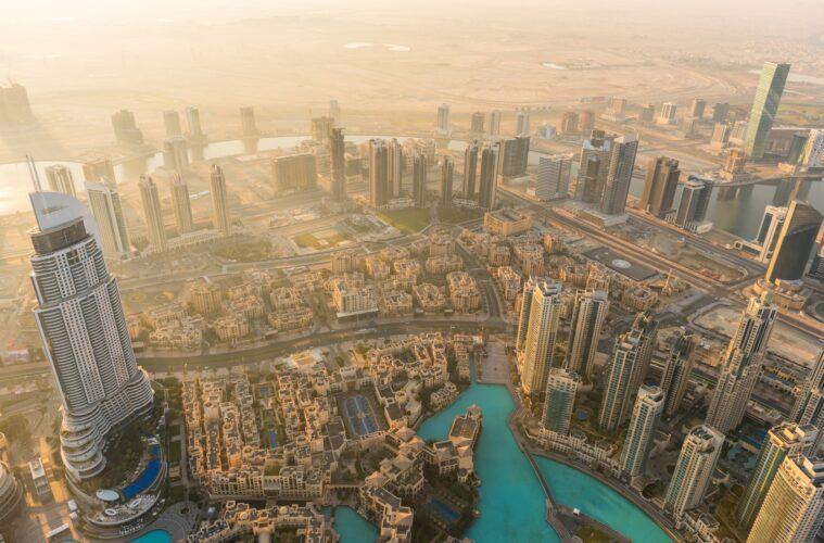 Dubai tourist spending
