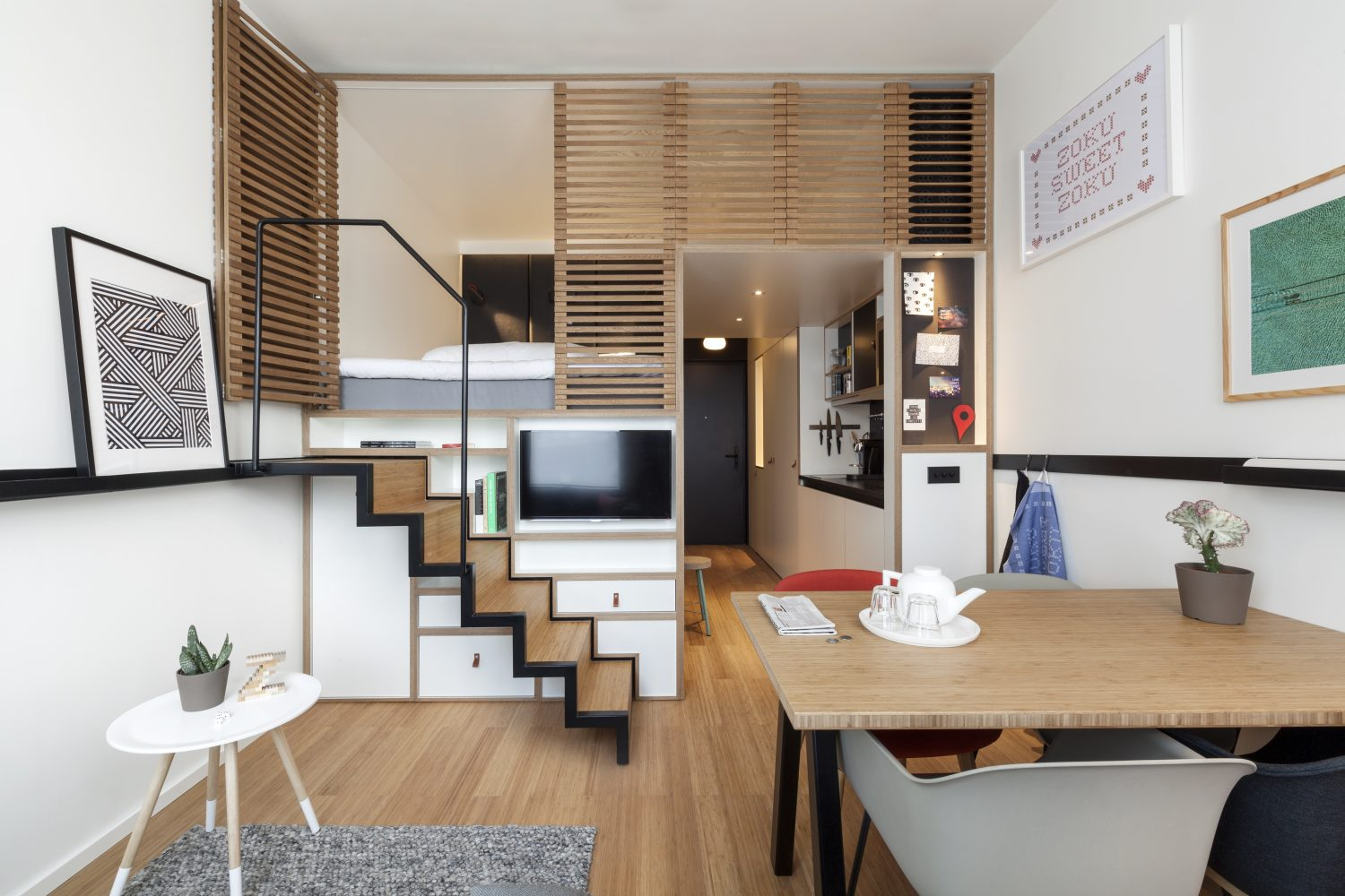 Zoku co-living Amsterdam
