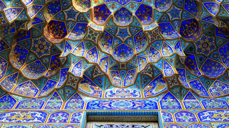 Shah Cheragh Heiligtum in Shiraz