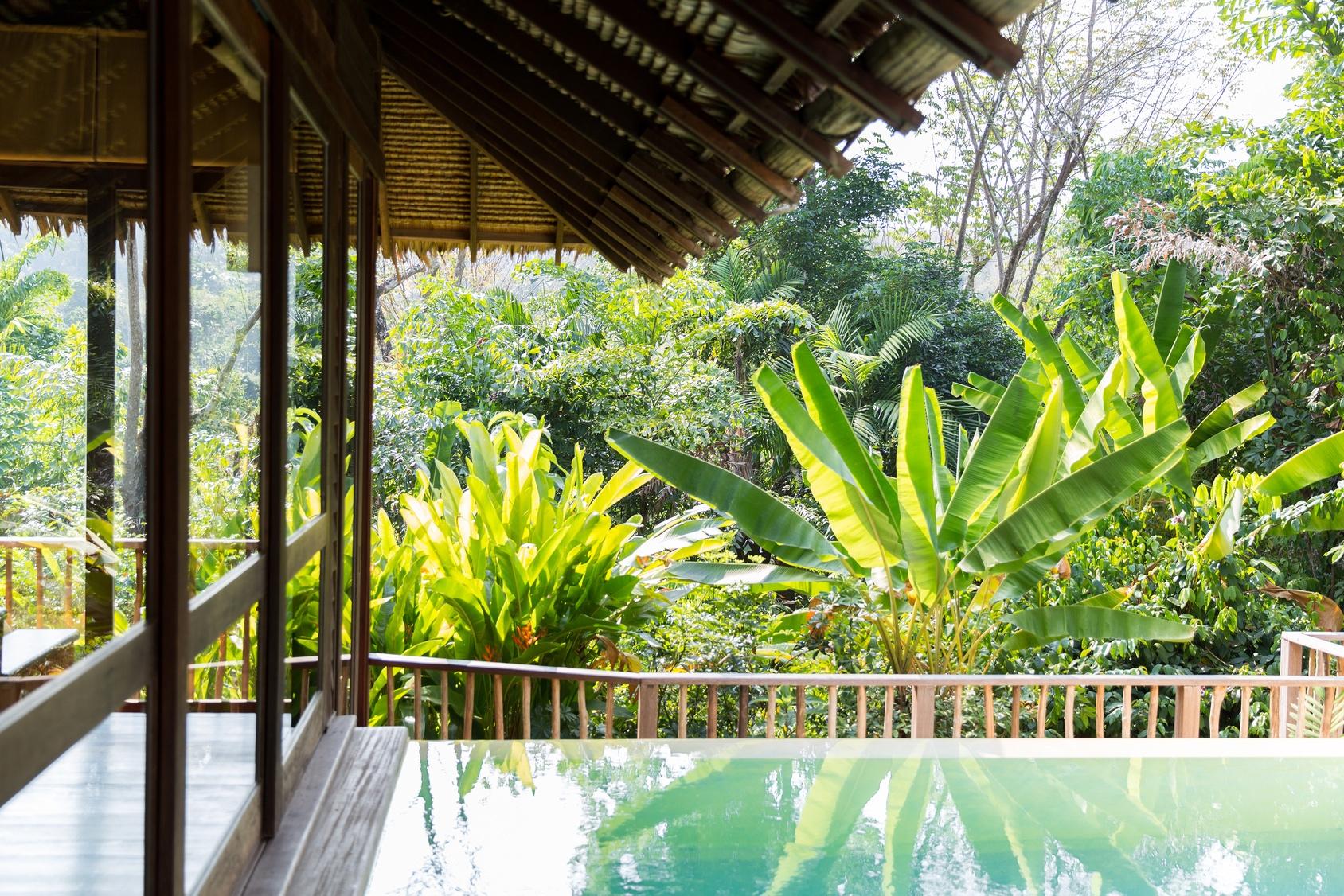 Eco hotel trend