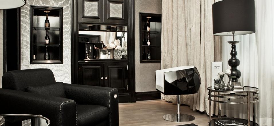 Dom Perignon Champagne Suite, Intercontinental Amsterdam