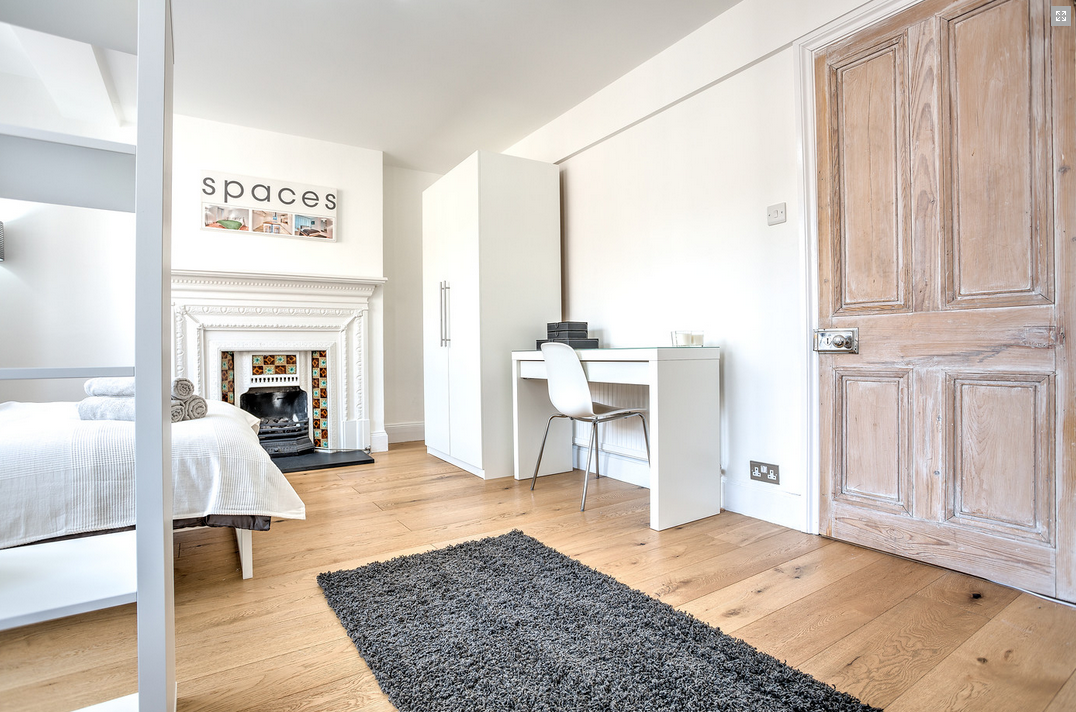 Co-living apartment at Spaces Urban Living