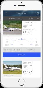 Stratajet app