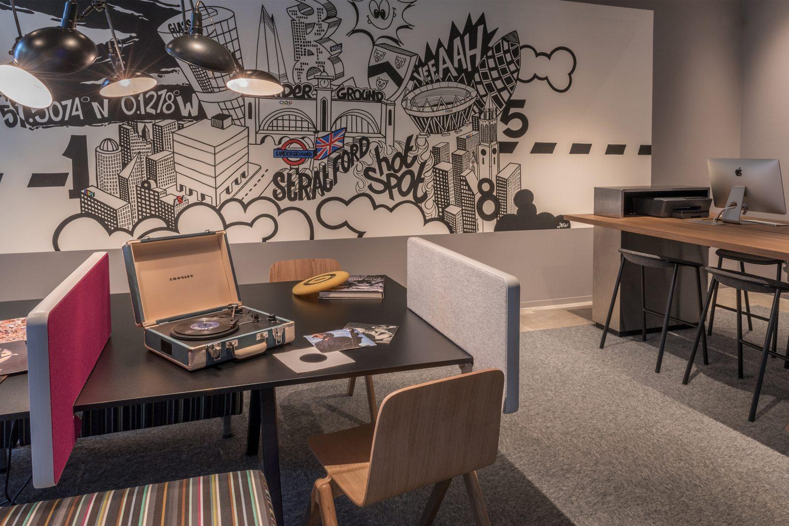 Moxy hotel London Stratford