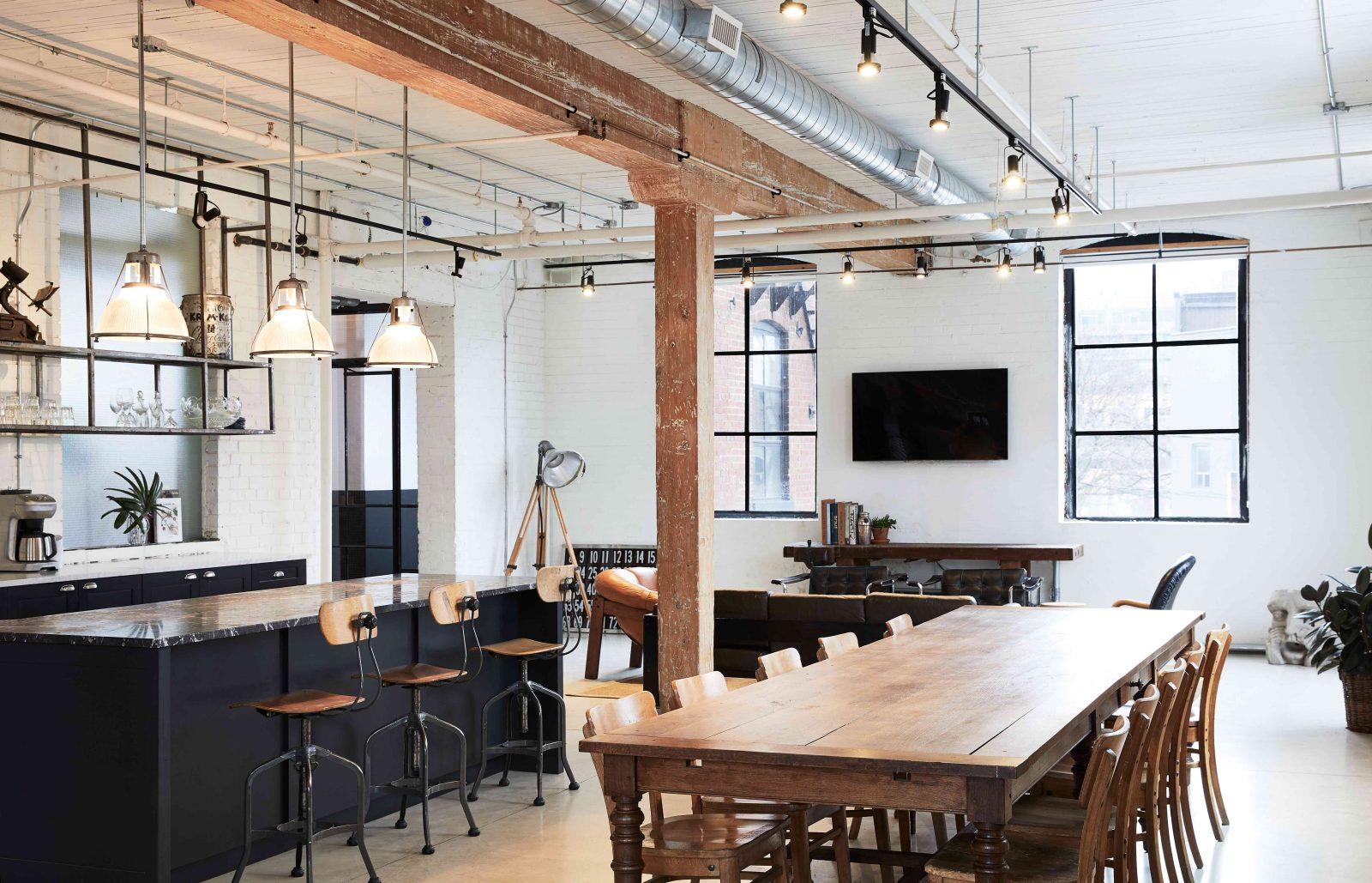 East Room co-working club, Toronto ©Michael Graydon