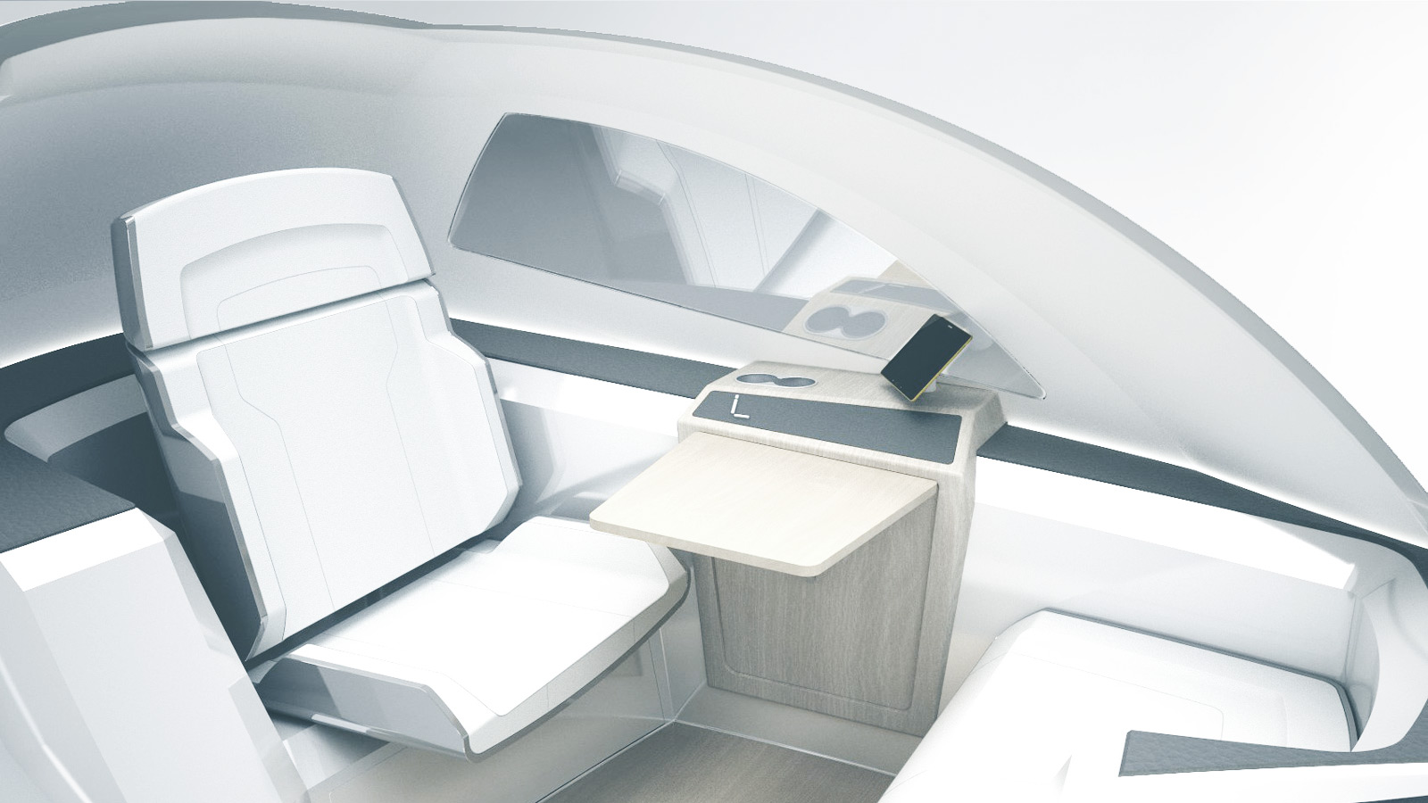 Airpod sleep capsule