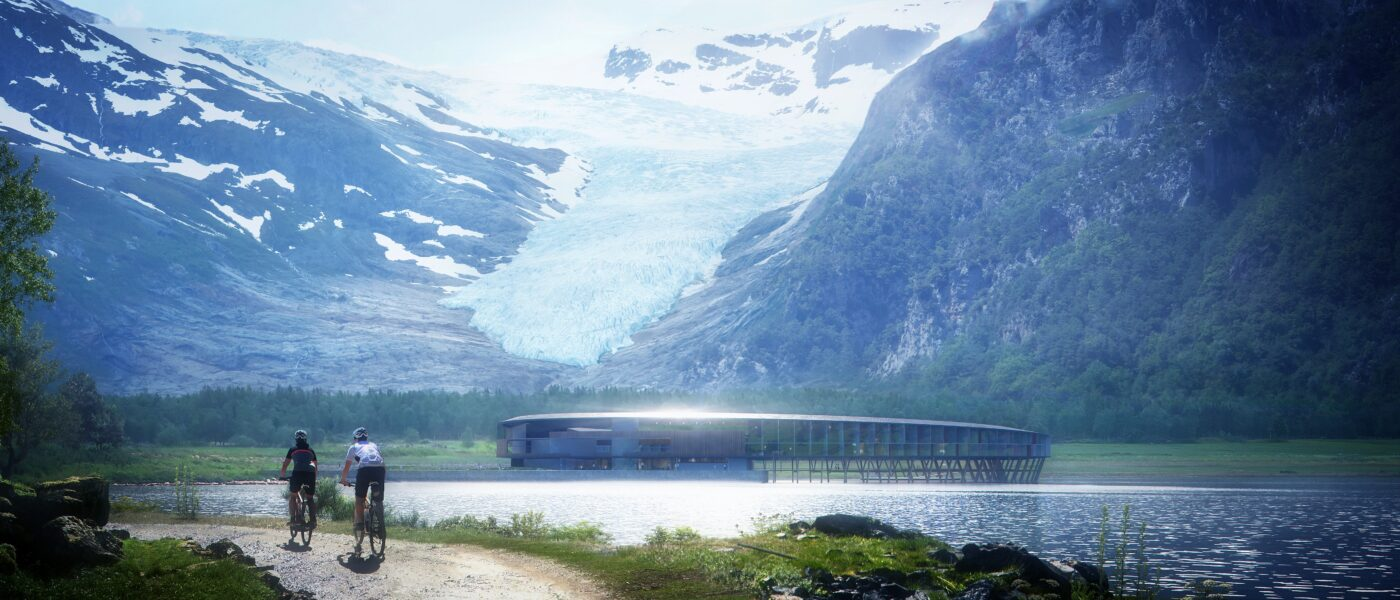 Svart hotel, Norway