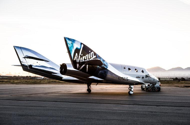 Virgin Galactic, VSS Unity